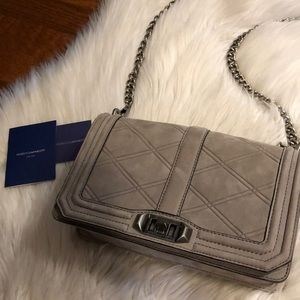 NWT Rebecca Minkoff Leather Handbag